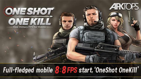دانلود OneShot OneKill – FPS