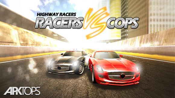 دانلود Racers Vs Cops : Multiplayer