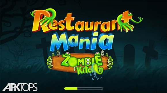 دانلود Restaurant Mania : Zombie Kitchen