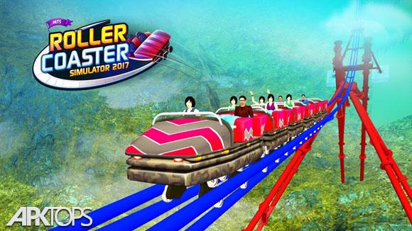 دانلود Roller Coaster Simulation 2017