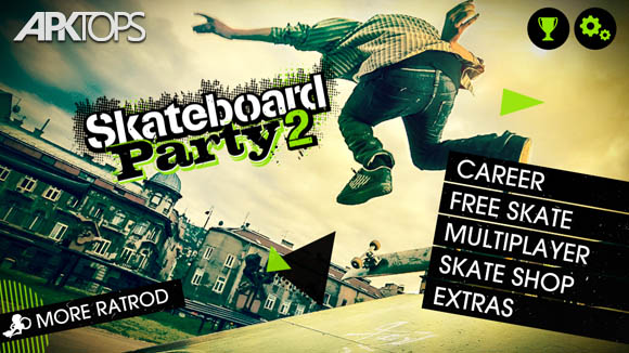 دانلود Skateboard Party 2 Lite