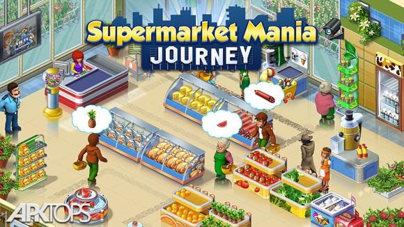 دانلود Supermarket Mania Journey