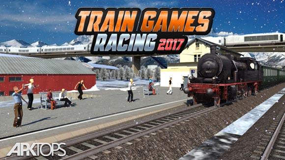 دانلود Train Games 2017 Train Racing