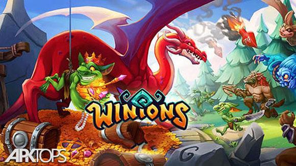 دانلود Winions: Mana Champions