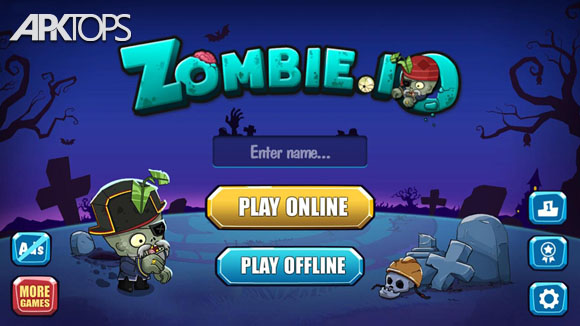 دانلود Zombie.io: Slither Hunter