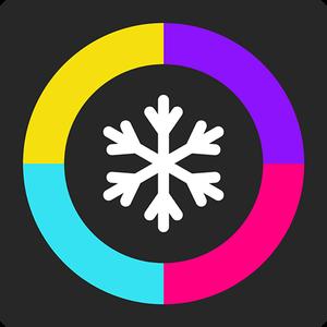 Color Switch v1.79 دانلود بازی تغییر رنگ + مود اندروید