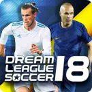 Dream League Soccer 2018 v5.064 دانلود بازی لیگ رویایی فوتبال 2018 اندروید