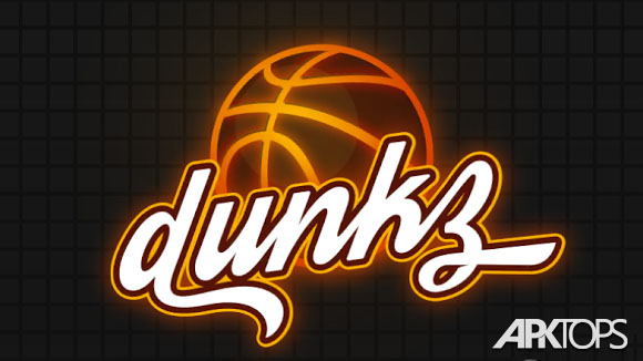 دانلود Dunkz – Shoot hoops & slam dunk