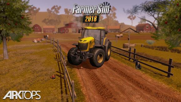 دانلود Farmer Sim 2018