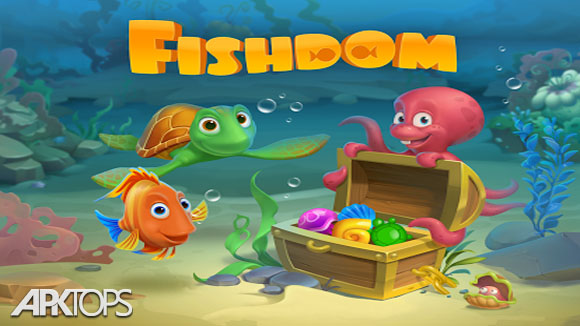 دانلود Fishdom