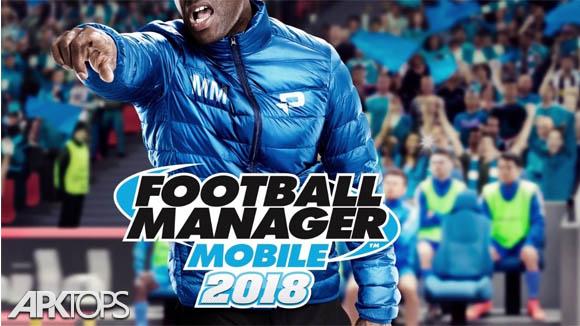 دانلود Football Manager Mobile 2018