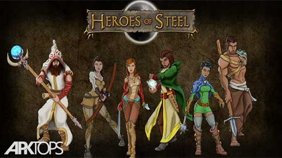 دانلود Heroes of Steel RPG Elite