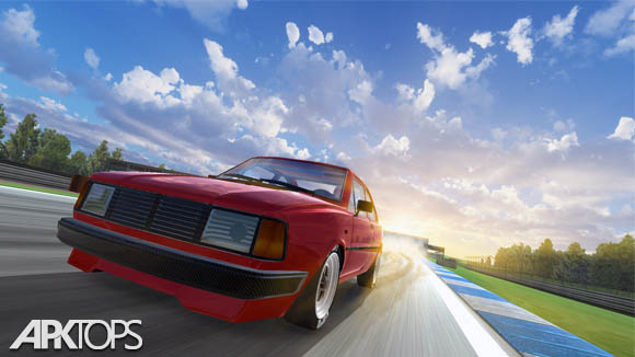 دانلود Iron Curtain Racing - car racing game
