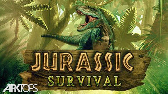 دانلود Jurassic Survival
