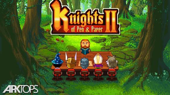 دانلود Knights of Pen & Paper 2