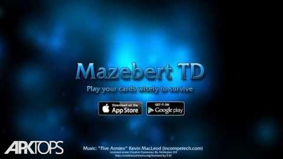 دانلود Mazebert TD