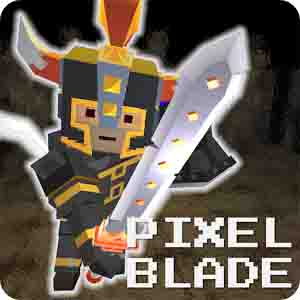 Pixel F Blade – 3D Fantasy rpg v4.3 دانلود بازی تیغه پیکسلی برای اندروید
