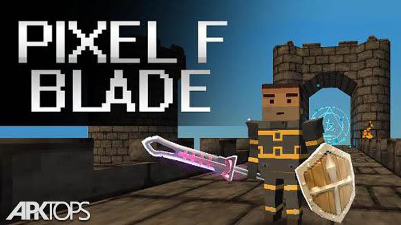 دانلود Pixel F Blade - 3D Fantasy rpg