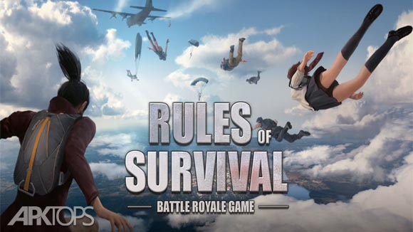 دانلود RULES OF SURVIVAL