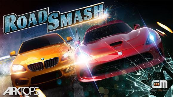دانلود Road Smash: Crazy Racing