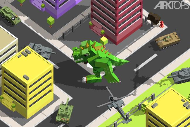 Smashy City v2.4.2 دانلود بازی شهر قشنگ برای اندروید