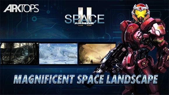 دانلود Space Armor 2