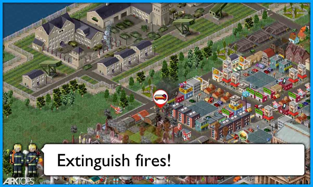 TheoTown v1.6.06 دانلود بازی شهر تئو برای اندروید