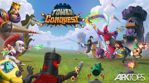 دانلود Tower Conquest