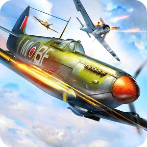 War Wings v4.5.102 دانلود بازی پرندگان جنگی برای اندروید