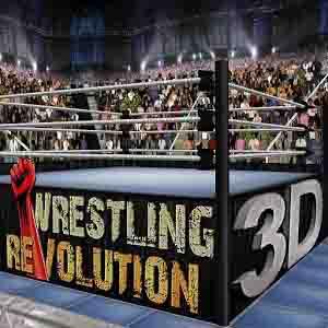 Wrestling Revolution 3D v1.656 دانلود بازی کشتی انقلابی + مود