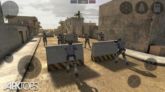 دانلود Zombie Combat Simulator