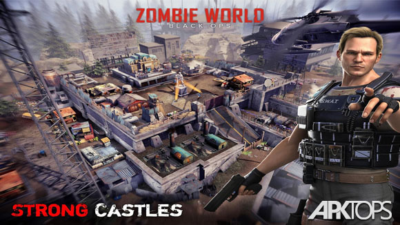 دانلود Zombie World : Black Ops