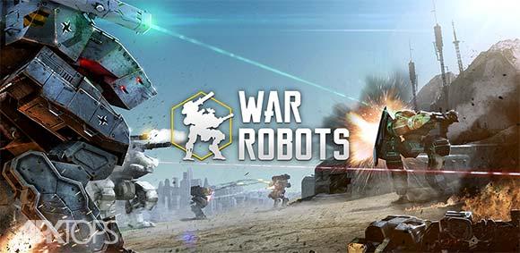 War Robots v3.6.0 دانلود بازی ربات های جنگی