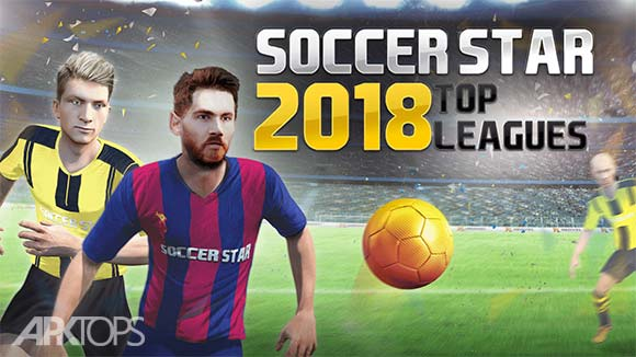 Soccer Star 2018 Top Leagues دانلود بازی ستاره ی فوتبال