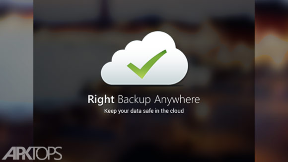 Right Backup Anywhere