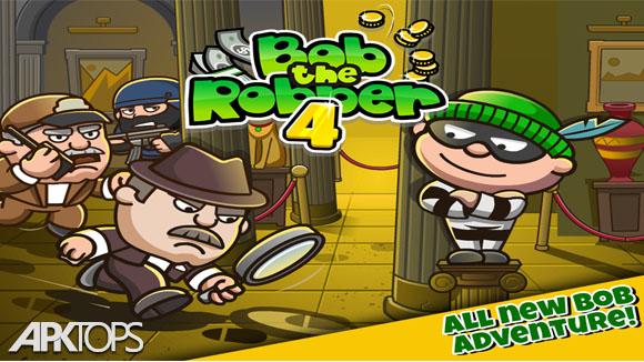 دانلود Bob The Robber 4