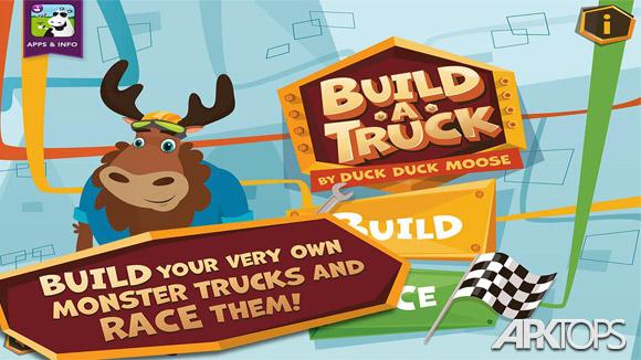 دانلود Build A Truck -Duck Duck Moose