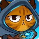 Castle Cats v2.1 دانلود بازی قلعه گربه های قهرمان برای اندروید