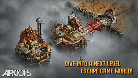 دانلود Escape Machine City