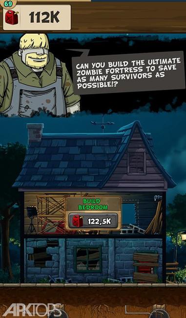 Final Fortress – Idle Survival v2.86 دانلود بازی دژ نهایی برای اندروید
