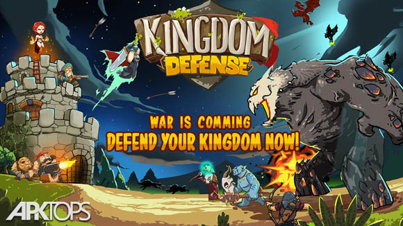 دانلود Kingdom Defense: Epic Hero War