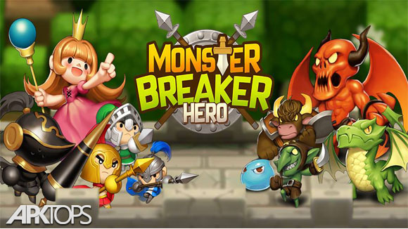 دانلود Monster Breaker Hero