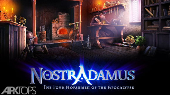 Nostradamus - The Four Horsemen Of The Apocalypse