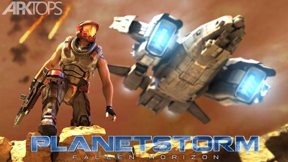 Planetstorm: Fallen Horizon