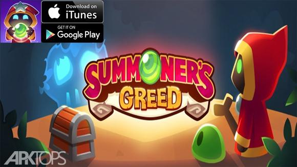 Summoner's Greed