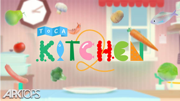 دانلود Toca Kitchen 2