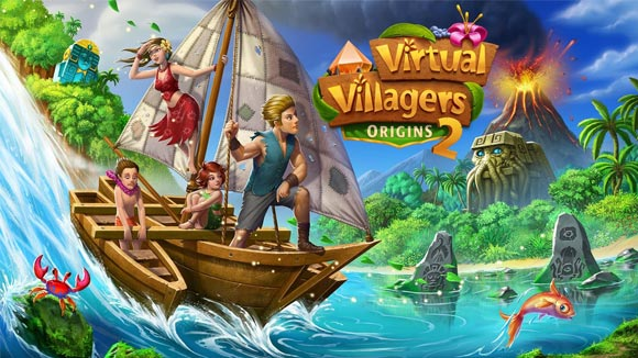دانلود Virtual-Villagers-Origins-2