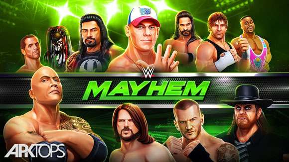 دانلود WWE Mayhem