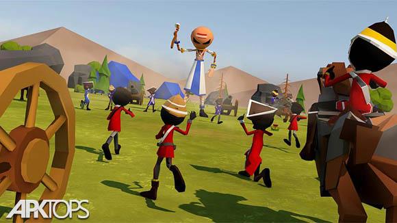 دانلود Warrior Tycoon : Stranger's Battle 3D