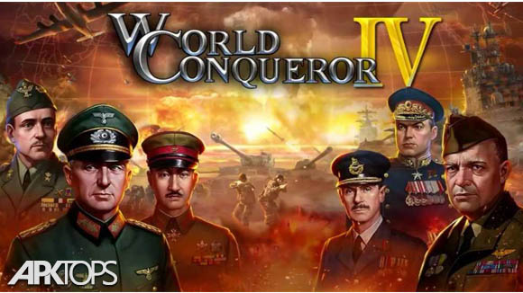 دانلود World Conqueror 4